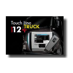 Card Linea Touch Truck 12+ Brain Bee
