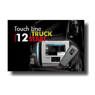 Card Linea Touch Truck 12 Start Brain Bee