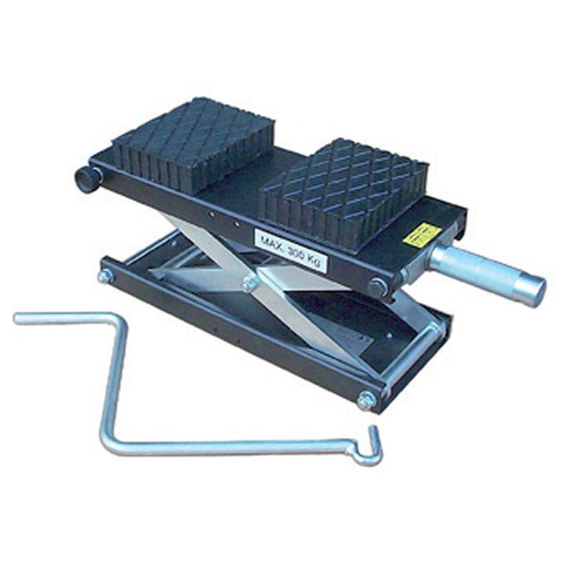 Mondolfo ferro sollevatore per motocicli senza cavalletto for Ponte sollevatore auto 220v